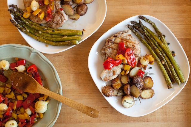 Pork Cutlets With Pickled Pearl Onions And Pancetta Recipes ...